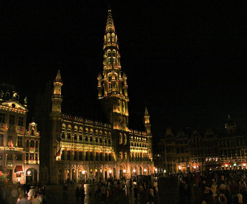 ブリュッセルのグラン・プラスの画像23