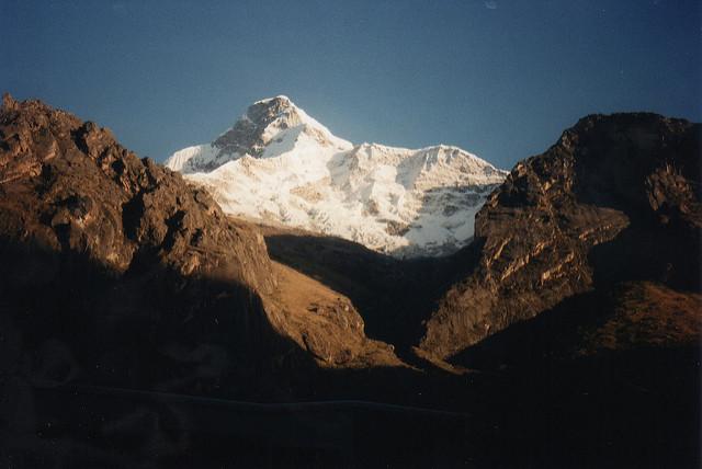 ワスカラン国立公園の画像1