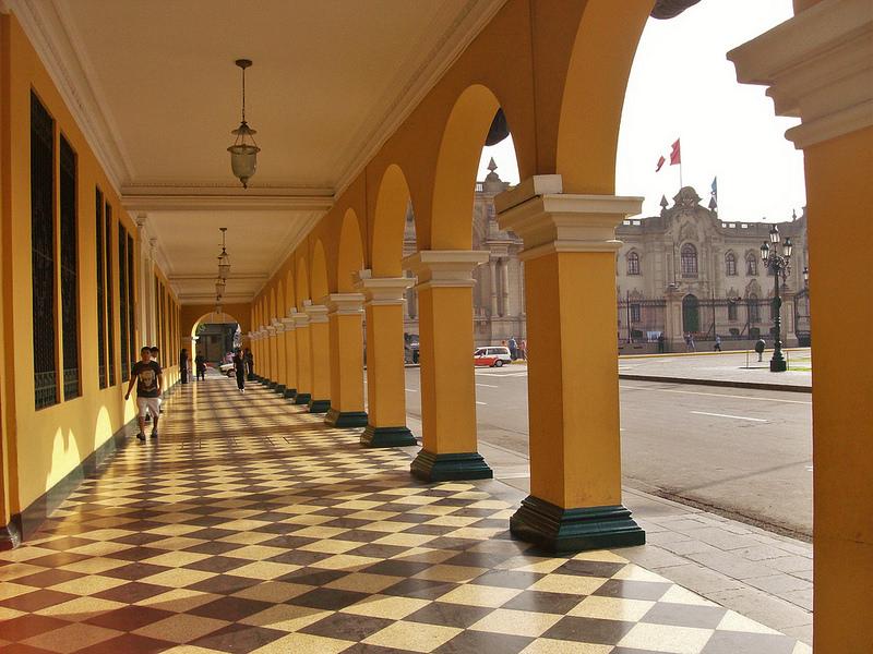 リマ歴史地区の画像10