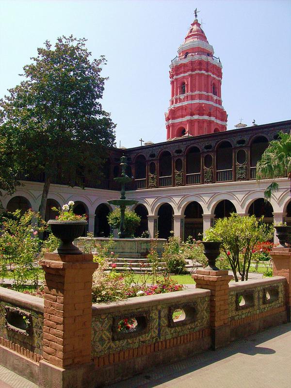 リマ歴史地区の画像16
