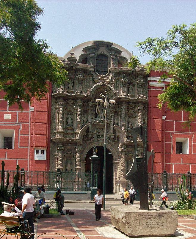 リマ歴史地区の画像19