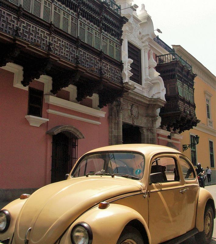 リマ歴史地区の画像20