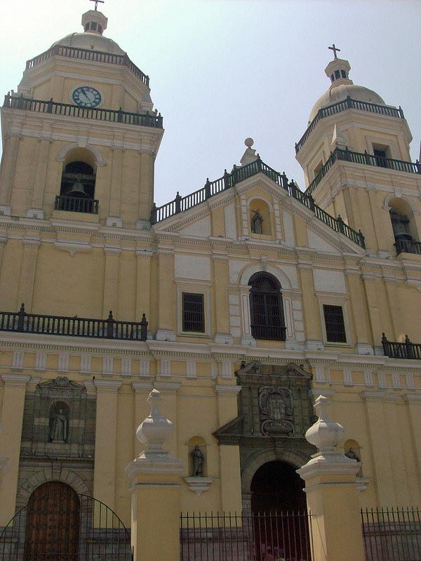 リマ歴史地区の画像1