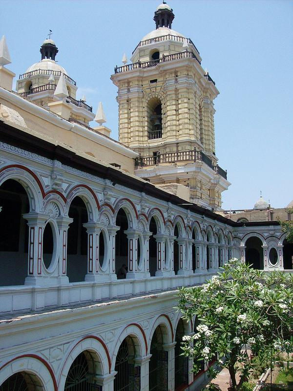 リマ歴史地区の画像24