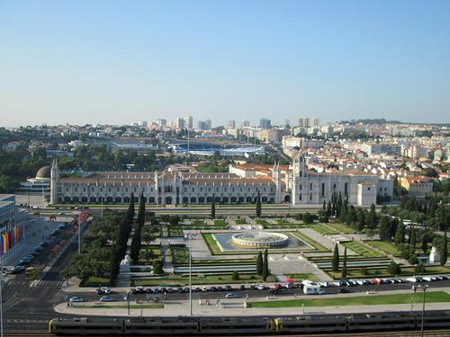 リスボンのジェロニモス修道院とベレンの塔の画像5