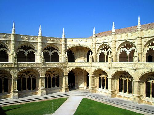 リスボンのジェロニモス修道院とベレンの塔の画像9