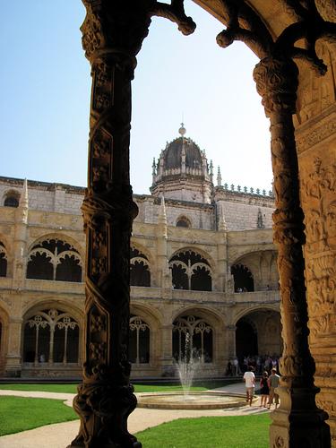 リスボンのジェロニモス修道院とベレンの塔の画像14