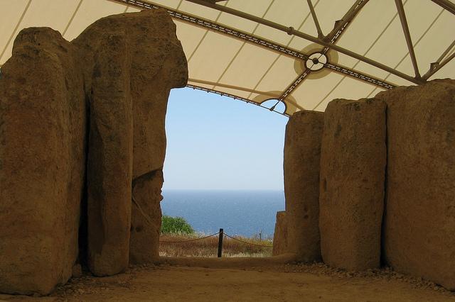 マルタの巨石神殿群の画像4