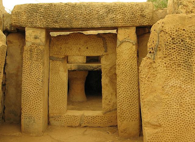 マルタの巨石神殿群の画像6