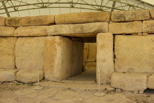 マルタの巨石神殿群の画像8