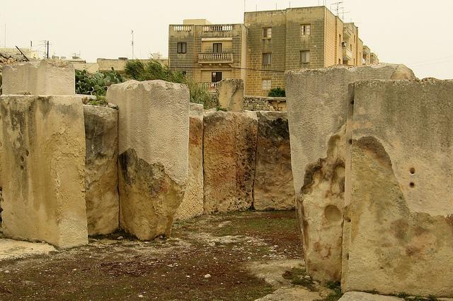 マルタの巨石神殿群の画像9
