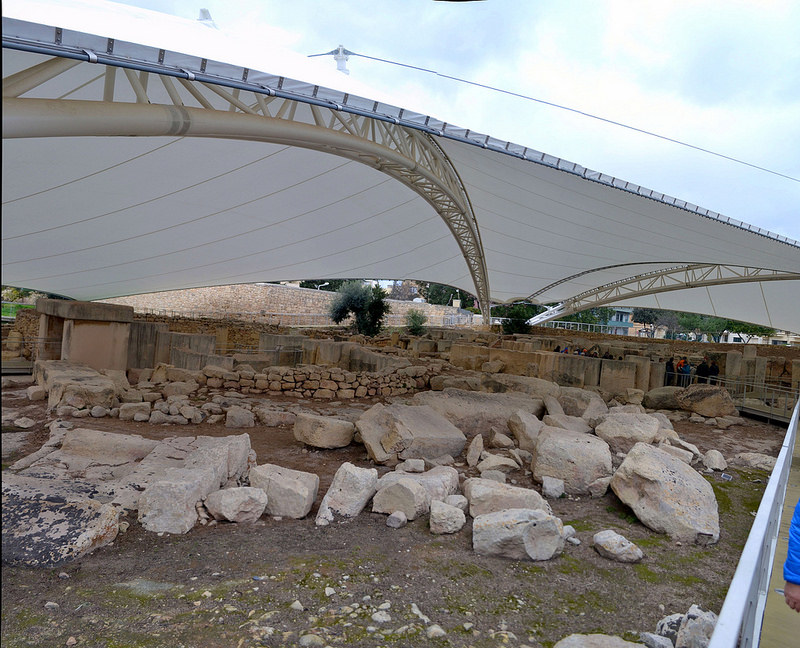 マルタの巨石神殿群の画像17
