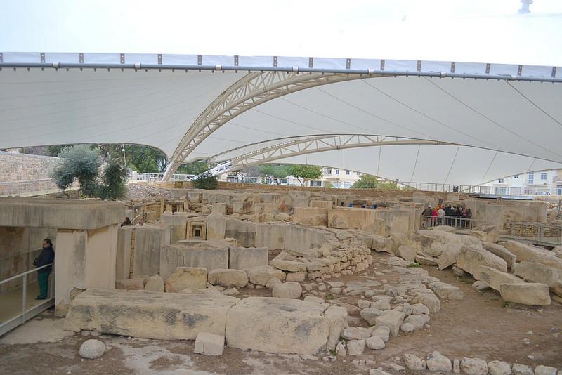マルタの巨石神殿群の画像18