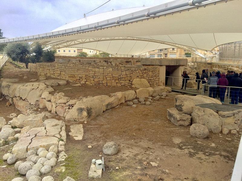 マルタの巨石神殿群の画像22