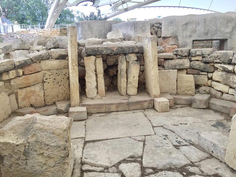 マルタの巨石神殿群の画像23