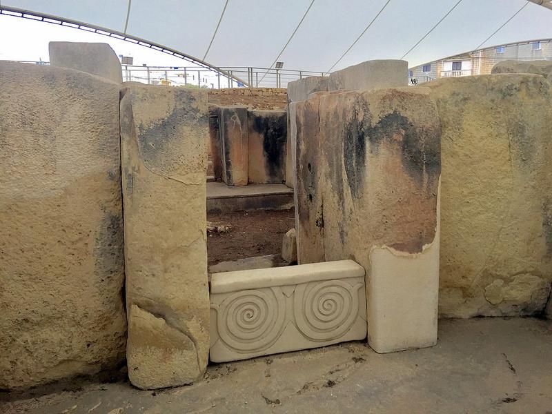 マルタの巨石神殿群の画像24