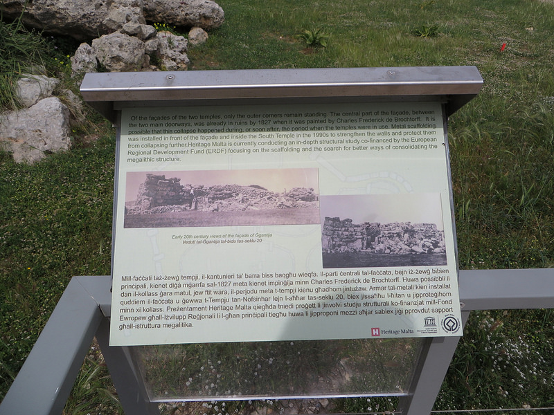 マルタの巨石神殿群の画像25