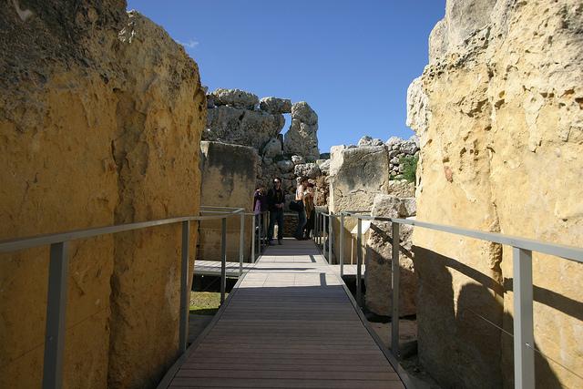 マルタの巨石神殿群の画像26