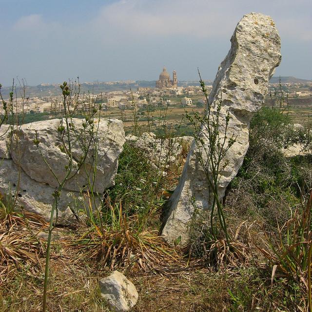 マルタの巨石神殿群の画像28