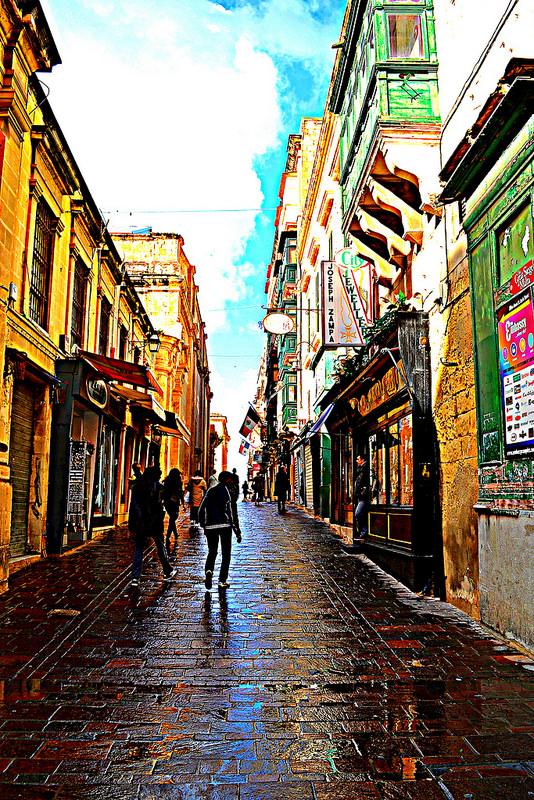 ヴァレッタ市街の画像25
