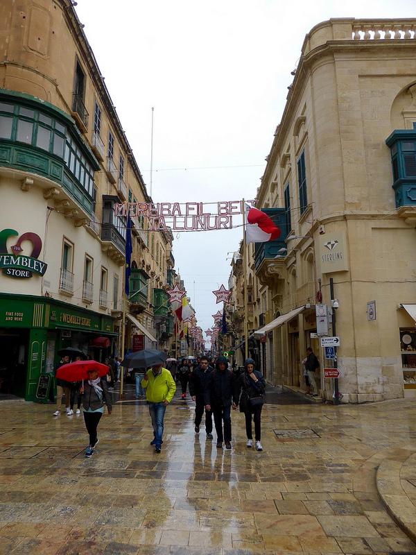 ヴァレッタ市街の画像8