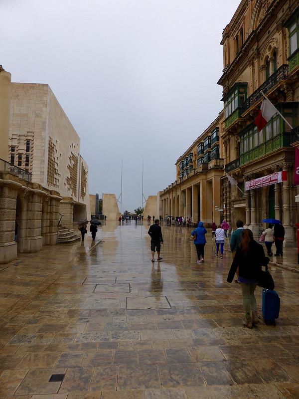 ヴァレッタ市街の画像9