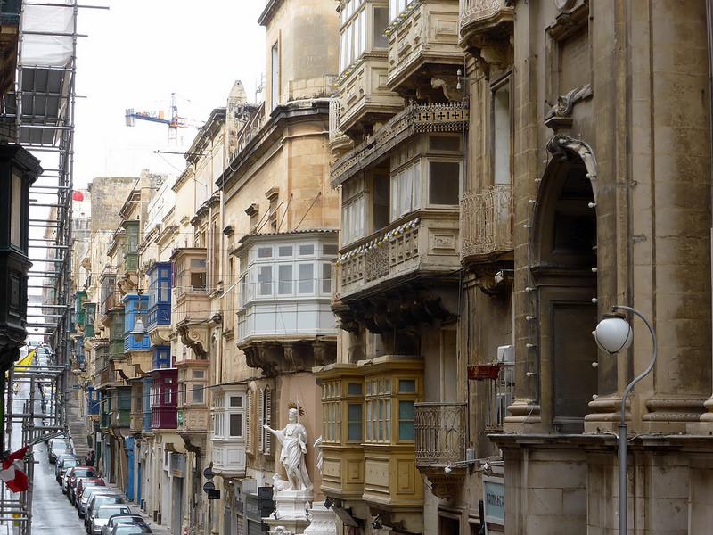 ヴァレッタ市街の画像10