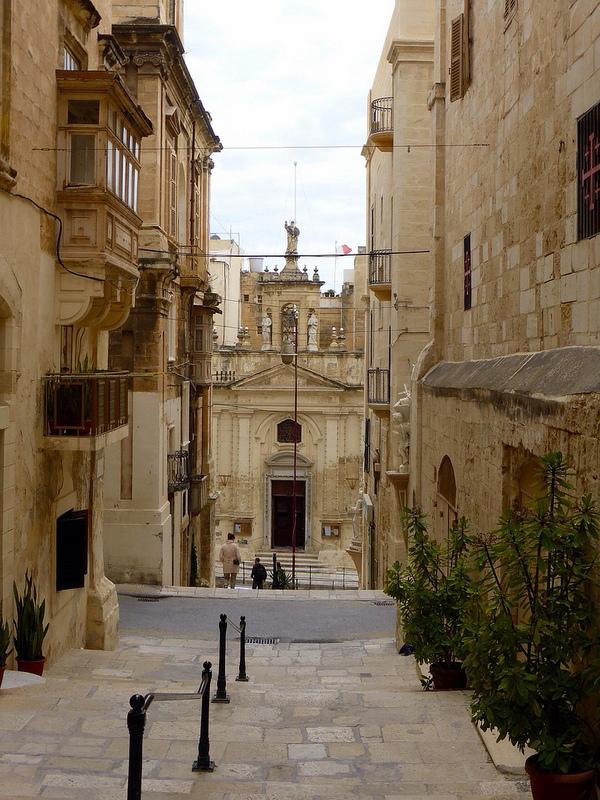 ヴァレッタ市街の画像20