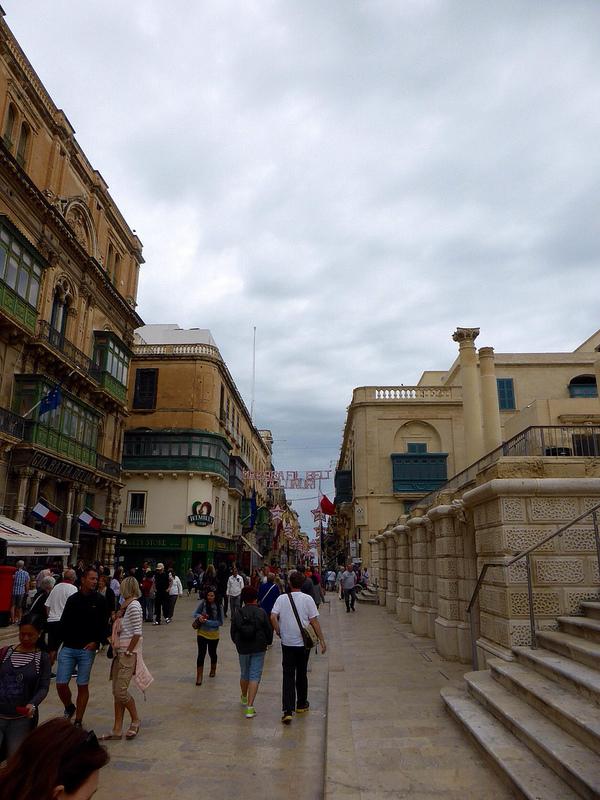 ヴァレッタ市街の画像21