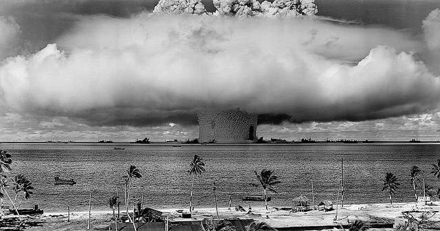 ビキニ環礁核実験場の画像3
