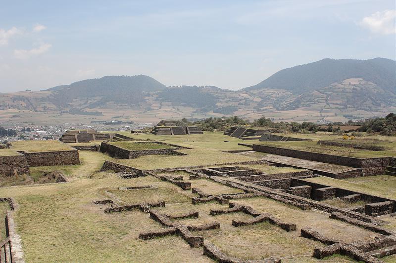 テオティワカンの古代都市の画像2