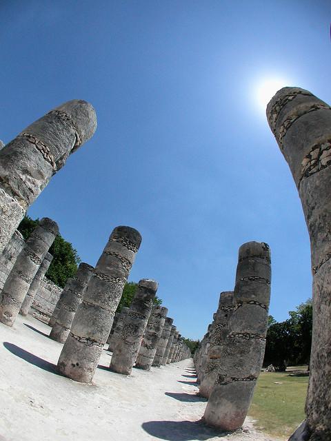 古代都市チチェン・イッツァの画像4