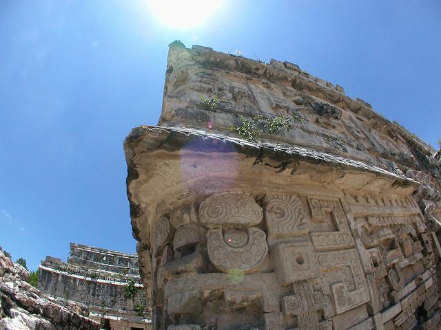 古代都市チチェン・イッツァの画像7