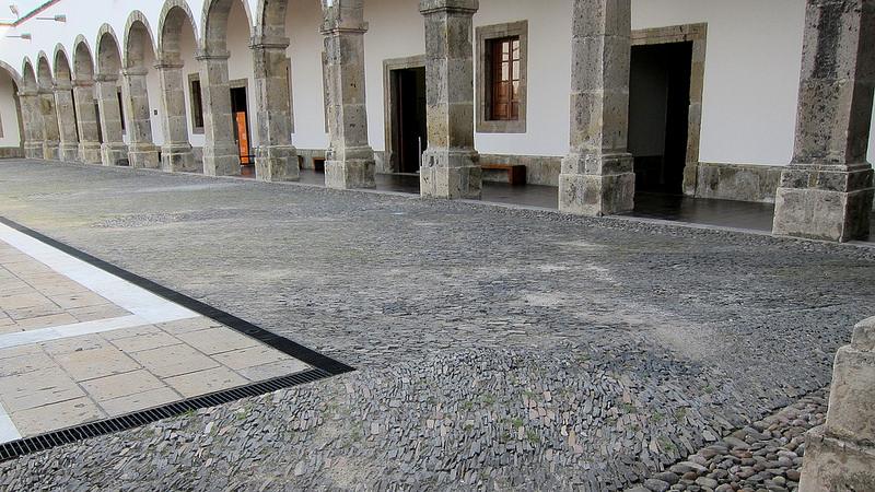 グアダラハラの救貧施設:オスピシオ・カバーニャスの画像20