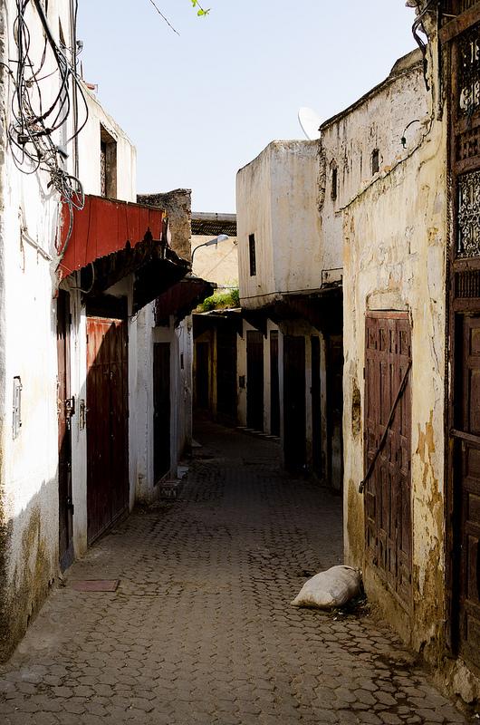 フェズの旧市街の画像13
