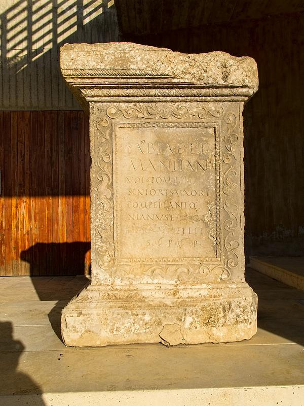 ヴォルビリスの古代遺跡の画像3