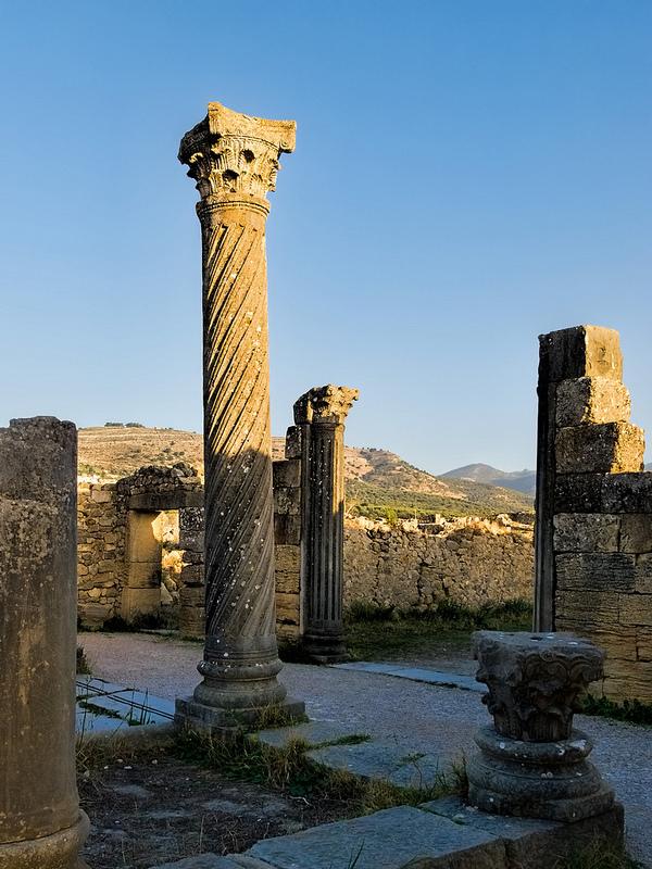 ヴォルビリスの古代遺跡の画像12