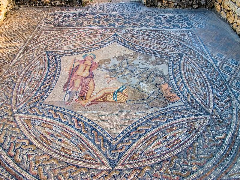 ヴォルビリスの古代遺跡の画像13