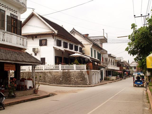 ルアン・パバンの町の画像2