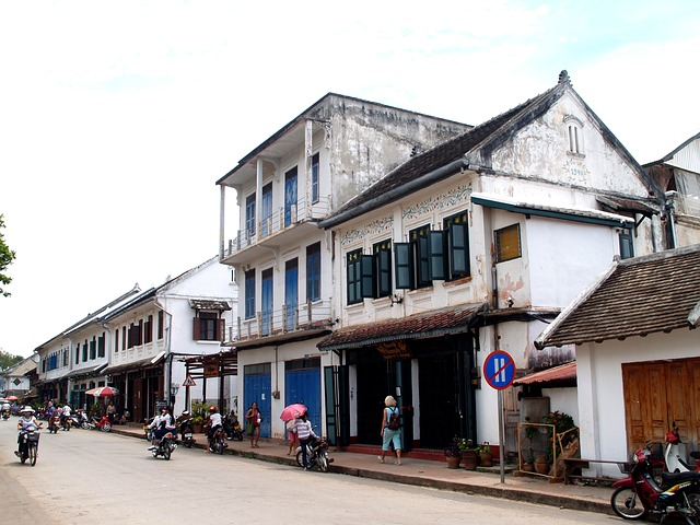 ルアン・パバンの町の画像4
