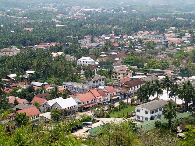 ルアン・パバンの町の画像5