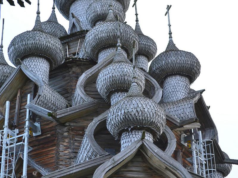 キジ島の木造教会の画像2