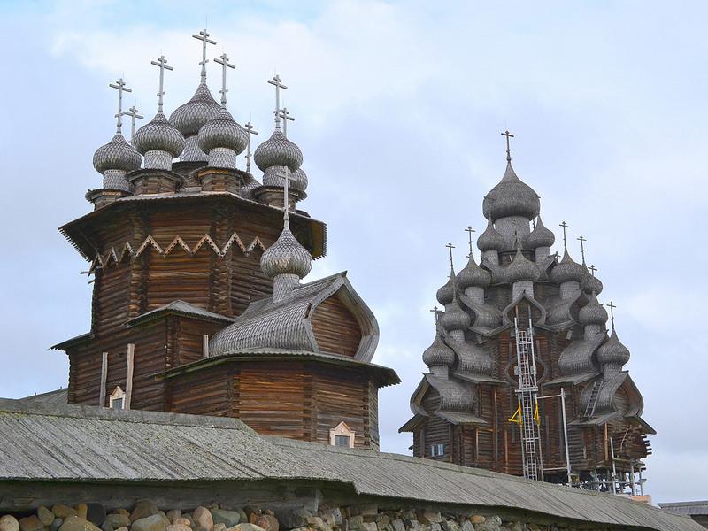 キジ島の木造教会の画像3