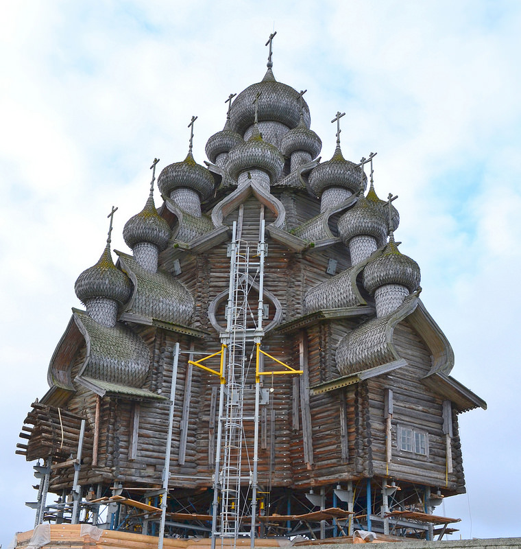キジ島の木造教会の画像4