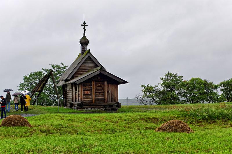 キジ島の木造教会の画像7