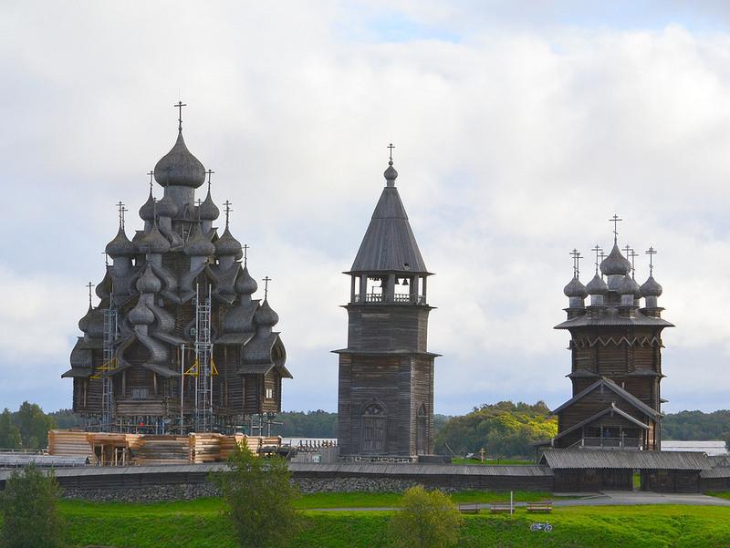 キジ島の木造教会の画像13