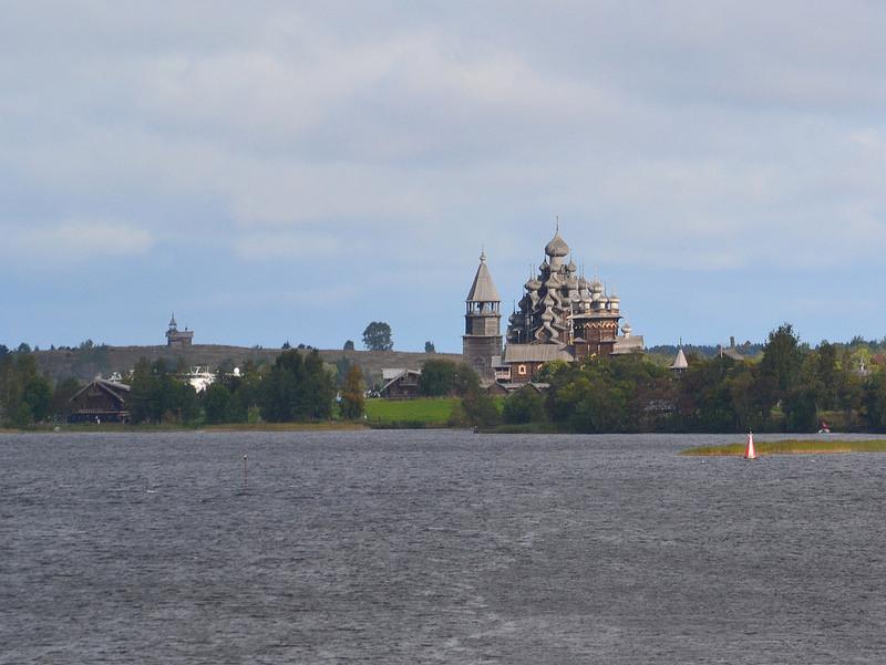 キジ島の木造教会の画像14