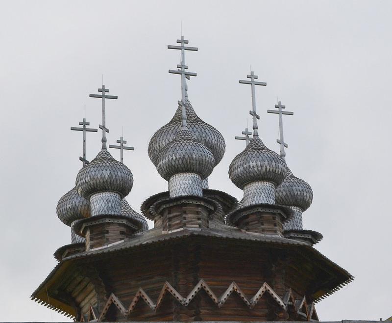 キジ島の木造教会の画像18
