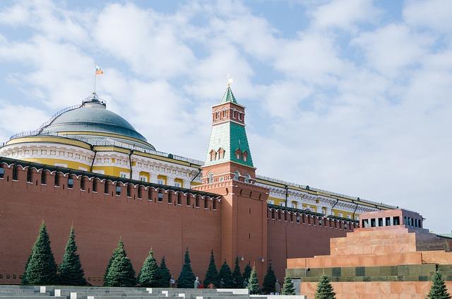 モスクワのクレムリンと赤の広場の画像1
