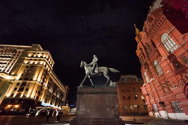 モスクワのクレムリンと赤の広場の画像2
